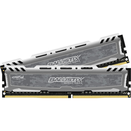 Ballistix Sport LT Gray 16GB Kit (4 x 4GB)