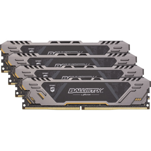 Ballistix Sport AT 32GB Kit (4 x 8GB)