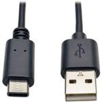 Кабель интерфейсный Tripp-Lite USB-C Cable, USB 2.0