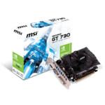 Видеокарта MSI GeForce GT 730 4GD3