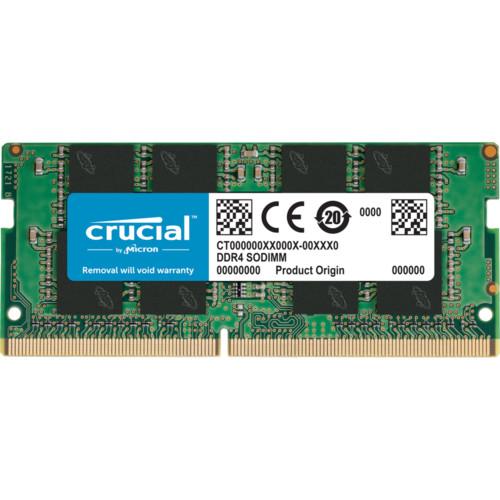 ОЗУ Crucial 16GB DDR4-2666 SODIMM (CT16G4SFS8266)