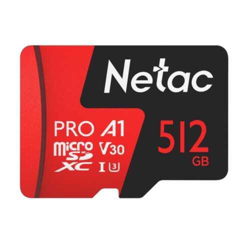 Флеш (Flash) карты Netac P500 Extreme Pro 512GB (NT02P500PRO-512G-R)