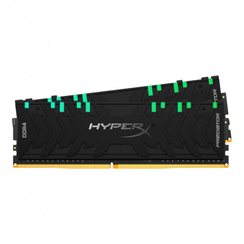 ОЗУ Kingston HyperX Predator RGB 16GB (8GB x2) DDR4 4000Mhz (HX440C19PB4AK2/16)