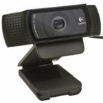 Веб камеры Logitech HD Pro Webam C920