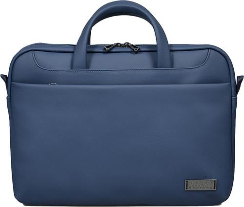 """Сумка для ноутбука Port Designs 110303, для 13.3-14"""", искусственная кожа, синий (1294708)"""
