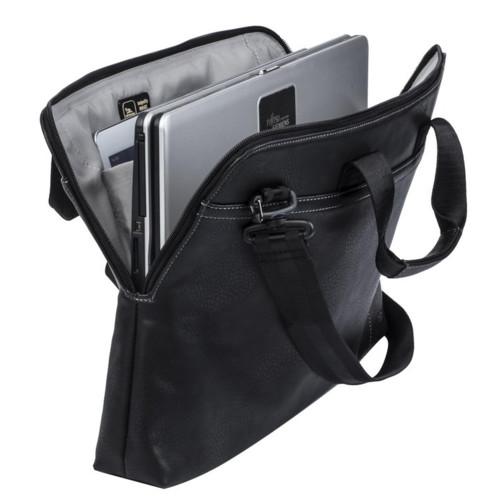 """Сумка для ноутбука RIVACASE 8930 (PU) 15.6"""", черный (1261584)"""