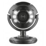 Веб камеры Trust SpotLight Pro чёрный