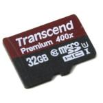 Флеш (Flash) карты Transcend Карта памяти MicroSD 32GB Class 10 U1