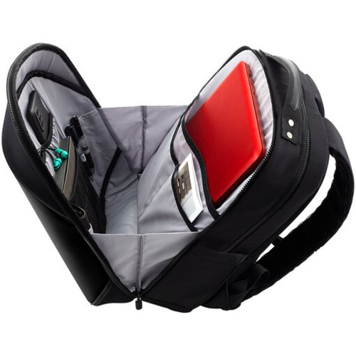 Сумка для ноутбука Prestigio LEDME MAX - Black (PBLED125BK)