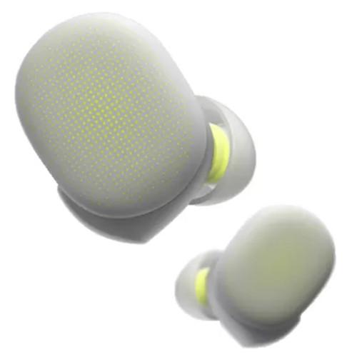 Наушники Xiaomi Беспроводные (Amazfit PowerBuds-Racing Yellow)