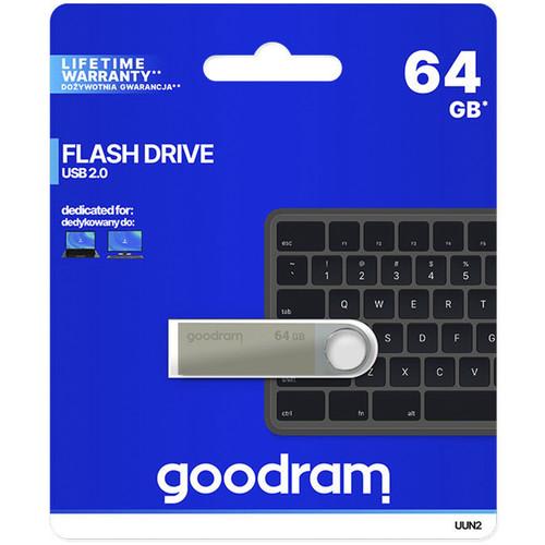 USB флешка (Flash) GoodRam UUN2-0640S0R11 (UUN2-0640S0R11)