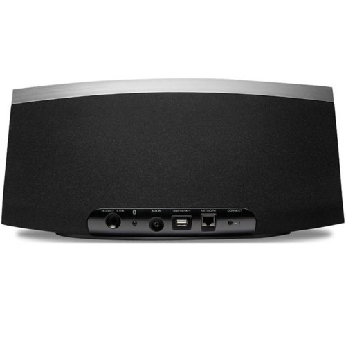 Аудиоколонка DENON Беспроводная акустическая система HEOS 7 HS2 Black (HEOS7/B)