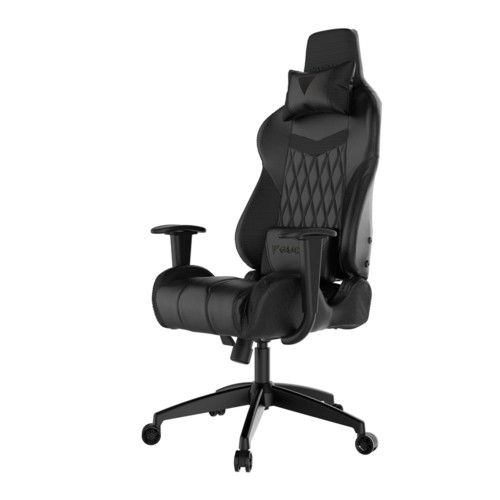 Компьютерная мебель Gamdias Игровое кресло ACHILLES E2 L B Black (1318440)