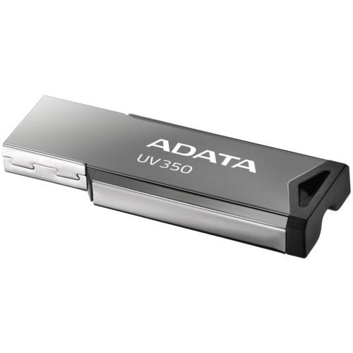 USB флешка (Flash) ADATA DashDrive AUV350 (AUV350-128G-RBK)