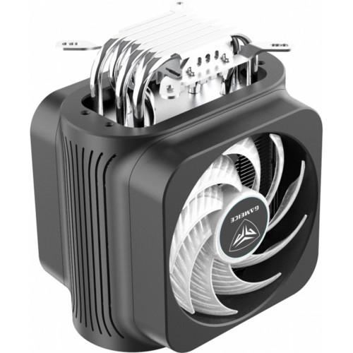 Охлаждающая подставка PCcooler GI-D66A HALO FRGB (GI-D66A HALO FRGB)