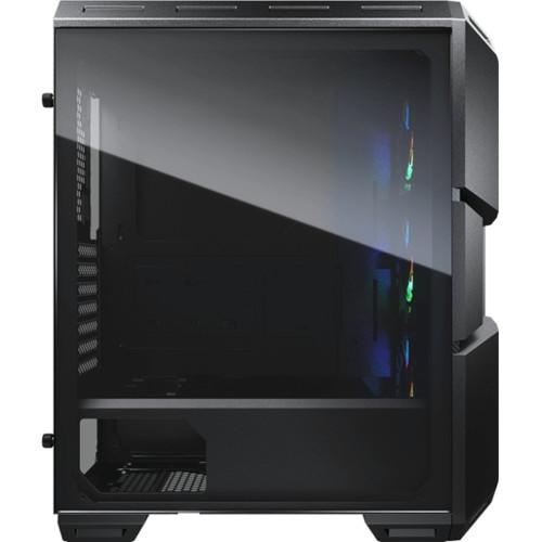 Корпус Cougar MX440 Mesh RGB, Glasfenster (CGR-56C1B-MESH-RGB)