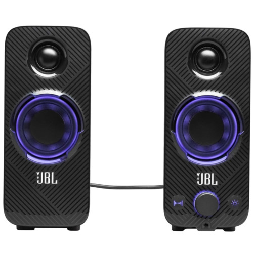 Аудиоколонка JBL JBLQUANTUMDUOBLKEU (JBLQUANTUMDUOBLKEU)