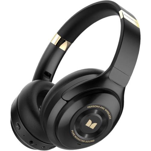 Наушники MONSTER PERSONA ANC Headphone (Black) (MH31902)