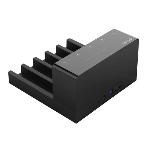 """Док-станция ORICO HDD 2.5/3,5"""" (6558US3-C-EU-BK)"""