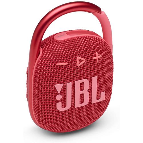 Аудиоколонка JBL Clip 4 Red (1318619)