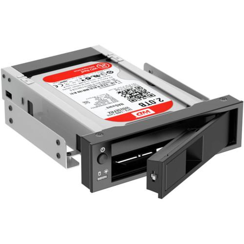 Аксессуар для жестких дисков ORICO 1106SS-V1-BK-PRO (1106SS-V1-BK-PRO)