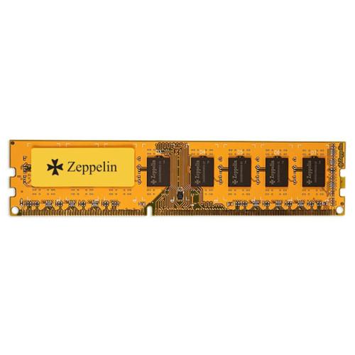 ОЗУ Zeppelin DDR4 2666 MHz 4Gb 512x8, Gold PCB (7920.5)