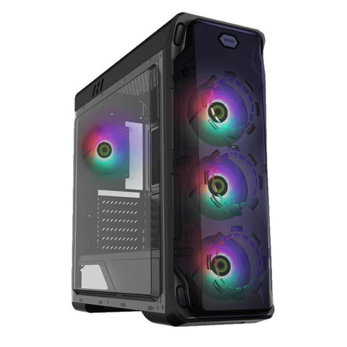 Корпус GameMax StarLight FRGB Black (StarLight FRGB Black)
