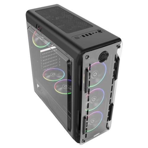 Корпус GameMax Optical (G510)  Black (Optical (G510)  Black)
