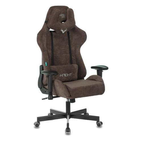 Компьютерная мебель Бюрократ Кресло игровое Z-VIKING-KNIGHT-LT-10-BR (Z-VIKING-KNIGHT-LT-10-BR)