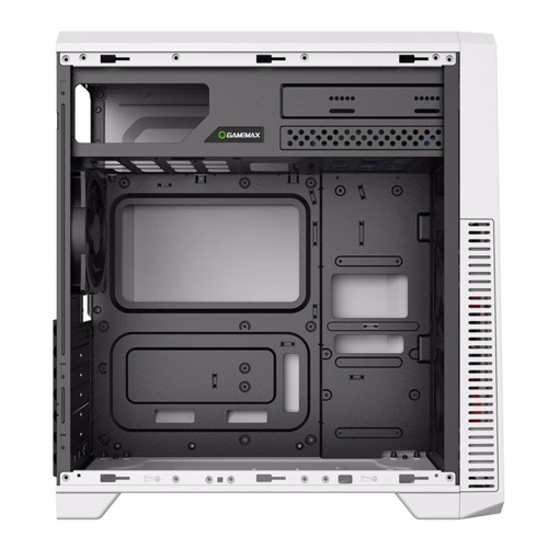 Корпус GameMax G561-White v2 (G561-White v2)