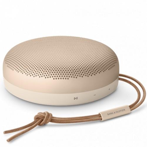 Аудиоколонка Bang&Olufsen BeoSound A1 2nd Gen Беспроводная акустика Gold Tone (1734008)