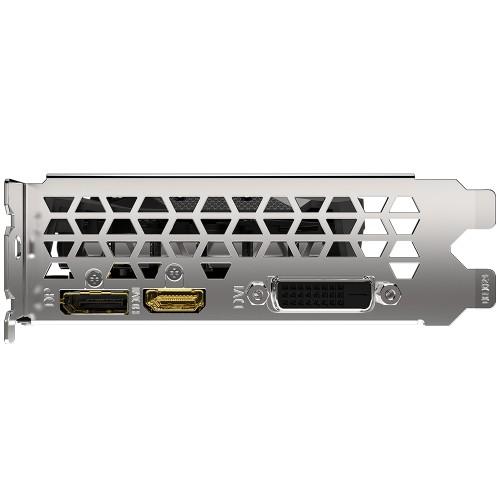 Видеокарта Gigabyte GeForce GTX 1650 D6 WINDFORCE 4G (GV-N1656WF2-4GD) (GV-N1656WF2-4GD)