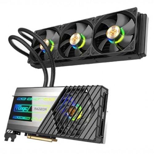 Видеокарта Sapphire Radeon RX 6900 XT Toxic Limited Edition 16GB (11308-06-20G) (11308-06-20G)