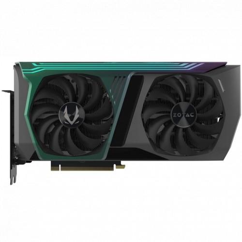 Видеокарта Zotac GeForce RTX 3070 AMP Holo 8Gb (ZT-A30700F-10P)