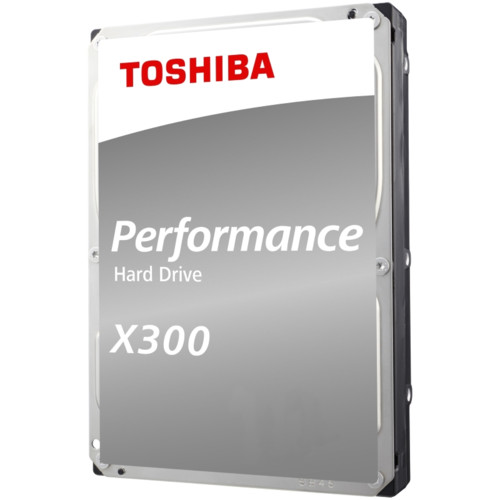 Внутренний жесткий диск Toshiba X300 (HDWR31GUZSVA)