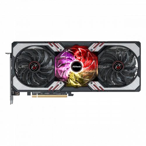 Видеокарта ASRock Radeon RX 6700 XT Phantom Gaming D 12Gb (RX6700XT PGD 12GO)