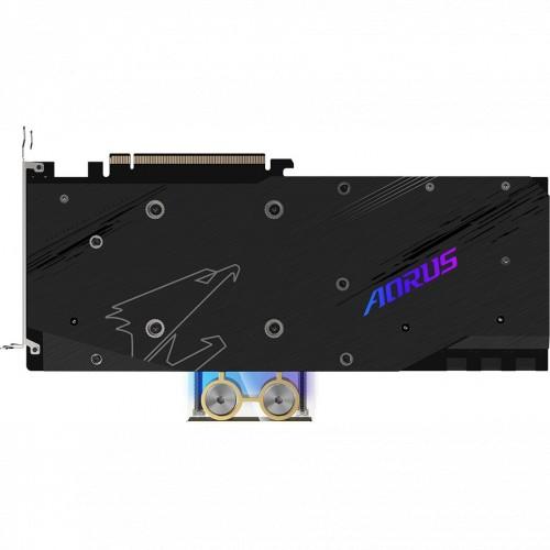 Видеокарта Gigabyte Radeon RX 6900 XT AORUS XTREME WATERFORCE WB 16G (GV-R69XTAORUSX WB-16GD)