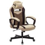 Компьютерная мебель Бюрократ Кресло Zombie VIKING 6 KNIGHT Brown