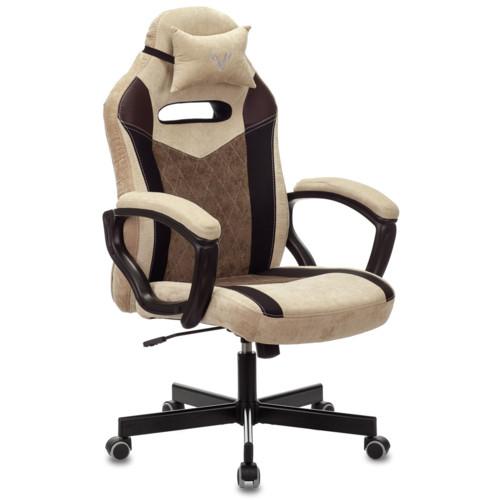 Компьютерная мебель Бюрократ Кресло Zombie VIKING 6 KNIGHT Brown (Z-VIKING-6-KNIGHT-BR)