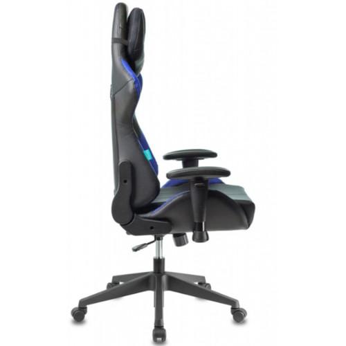 Компьютерная мебель Бюрократ Кресло Zombie VIKING 5 AERO Blue (Z-VIKING-5-AERO-B/BL)
