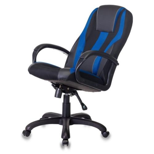 Бюрократ Кресло Zombie VIKING-9 Blue (Z-VIKING-9-B/BL)