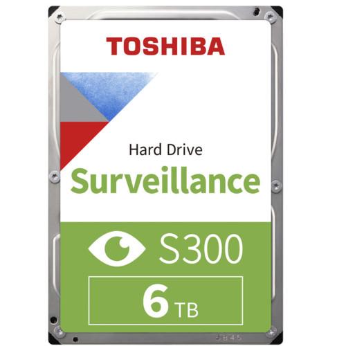 Внутренний жесткий диск Toshiba 6 ТБ (HDWT860UZSVA)