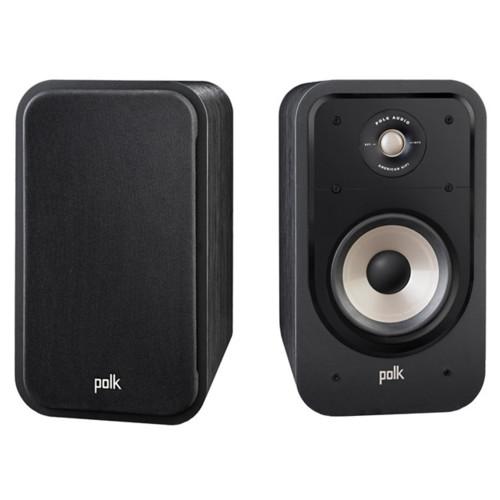 Polk audio Signature S20E Black (SIGNATURE S20E/B-P)