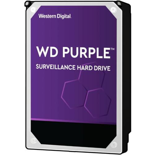 Внутренний жесткий диск Western Digital Purple (WD62PURX)