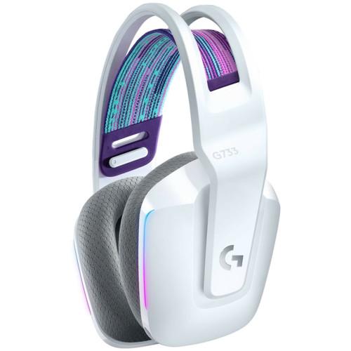 Гарнитура Logitech G733 LIGHTSPEED Wireless RGB WHITE (1322513)