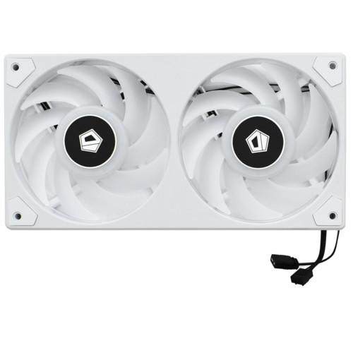 Охлаждение ID-Cooling Жидкостная система ICEFLOW 240 ARGB SNOW (ICEFLOW 240 ARGB SNOW)