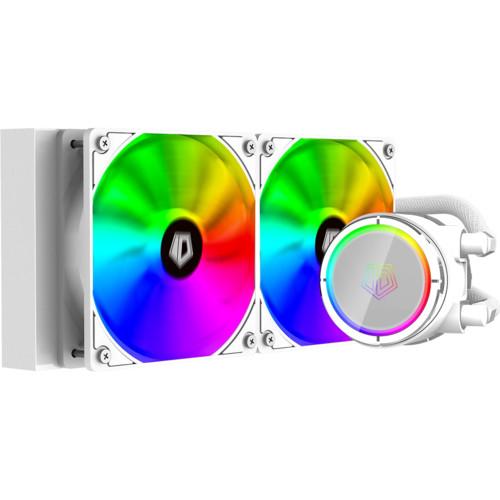 Охлаждение ID-Cooling Жидкостная система Zoomflow 240X SNOW (ZOOMFLOW 240X SNOW)