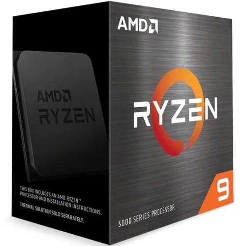 Процессор AMD Ryzen 9 Vermeer 5900X BOX (100-000000061WOF)