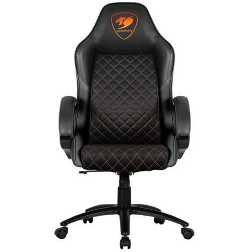 Cougar Игровое компьютерное кресло FUSION BLACK (1304204)