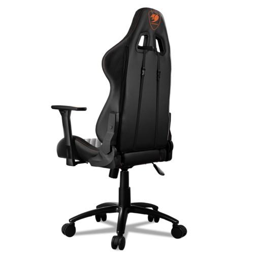 Cougar Игровое компьютерное кресло EXPLORE Black (1323256)